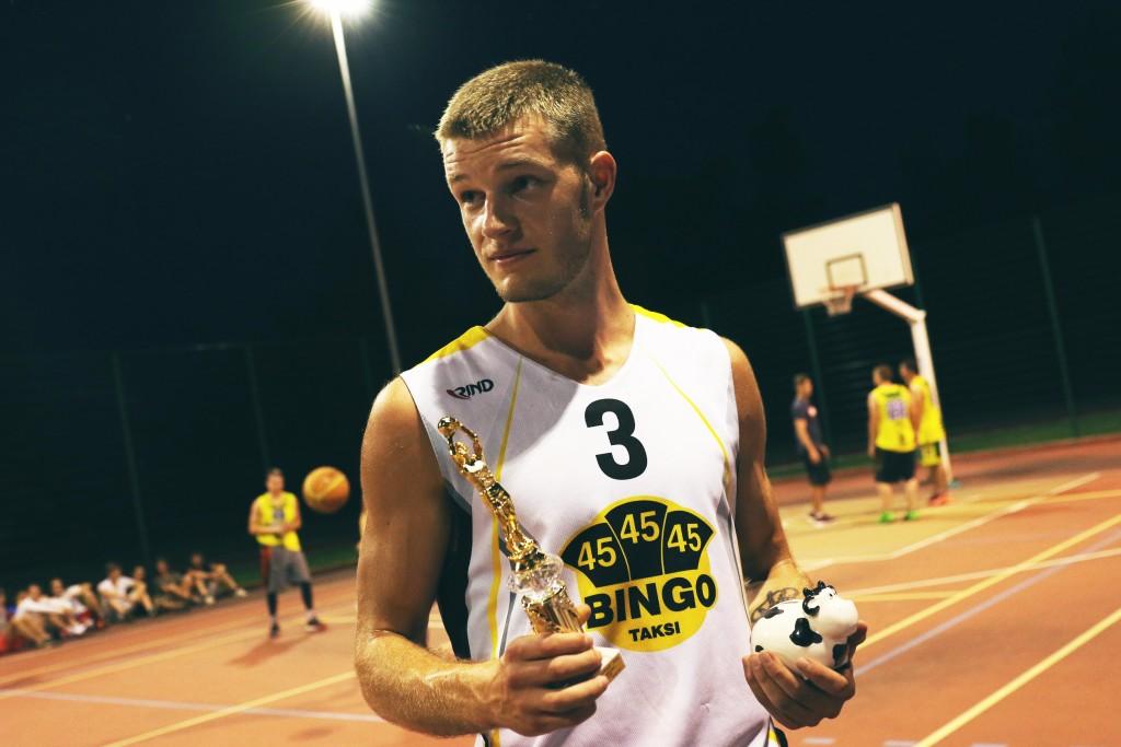 Žygimantas Šimonis laimėjo Naktinio snaiperio konkursą ir 58 eur prizinį fondą